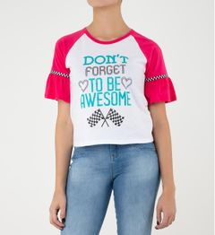 Camiseta-Manga-Corta-Contraste-Con-Bolero-31650141-Rosado_1