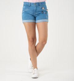 Short-Tiro-Medio-Teen-Medio-Con-Bordado-De-Gato-30396133-Azul_1