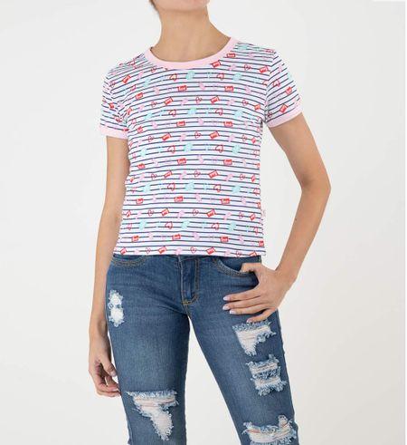 Camiseta-Manga-Corta-Rayas-31151114-Blanco_1