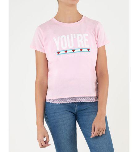 Camiseta-Manga-Corta-Encaje-31152114-Rosa_1