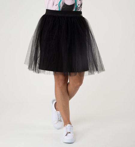 Falda-Tiro-Alto-Teen-Plus-38324201-Negro_1