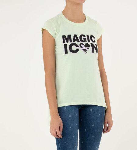 Camiseta-Manga-Corta-Larga-En-Costado-31176214-Verde_1