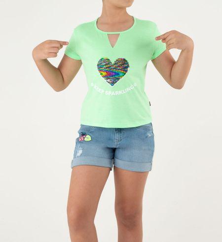 Camiseta-Manga-Corta-Teen-Abertura-En-Escote-31174114-Verde_1