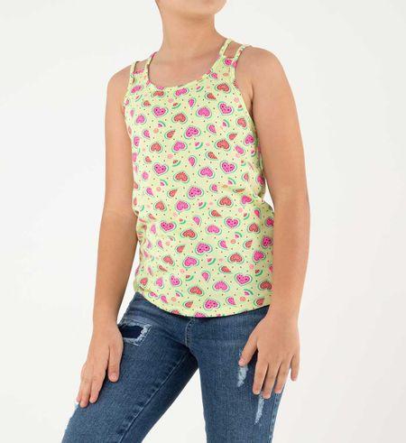 Camiseta-Manga-Sisa-Teen-31077113-Verde-Lima_1