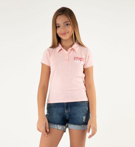 Camiseta-Manga-Corta-Tipo-Polo-31203214-Rosa_1