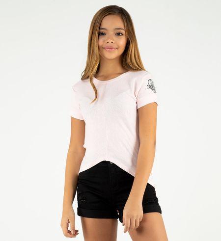 Camiseta-Manga-Corta-Espiga-31208214-Mandarina_1